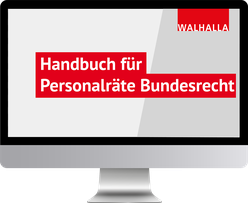 Handbuch für Personalräte Bundesrecht
