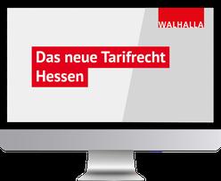Das neue Tarifrecht Hessen