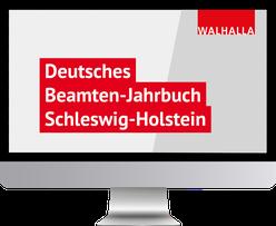 Deutsches Beamten-Jahrbuch Schleswig-Holstein