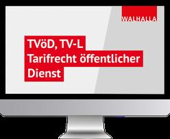 Tarifrecht öffentlicher Dienst  (TVöD, TV-L) Online