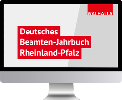 Deutsches Beamten-Jahrbuch Rheinland-Pfalz