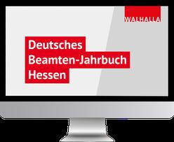 Deutsches Beamten-Jahrbuch Hessen