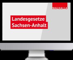 Landesgesetze Sachsen-Anhalt