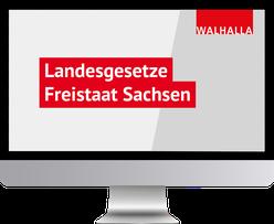 Landesgesetze Freistaat Sachsen