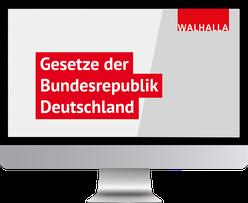 Gesetze der Bundesrepublik Deutschland