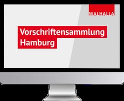 Vorschriftensammlung Hamburg