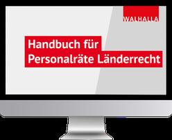 Handbuch für Personalräte Länderrecht
