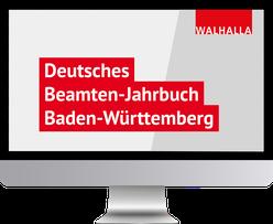 Deutsches Beamten-Jahrbuch Baden-Württemberg